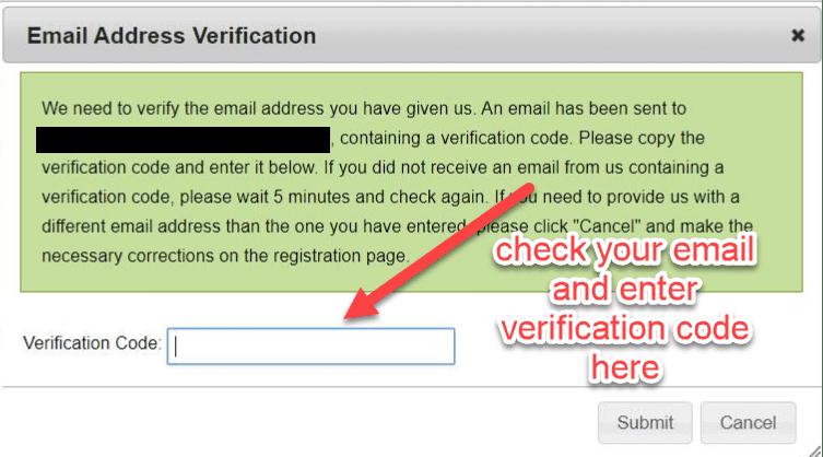 appen email verification