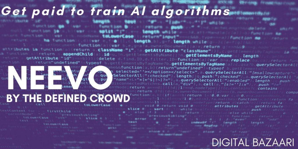 neevo by defined crowd