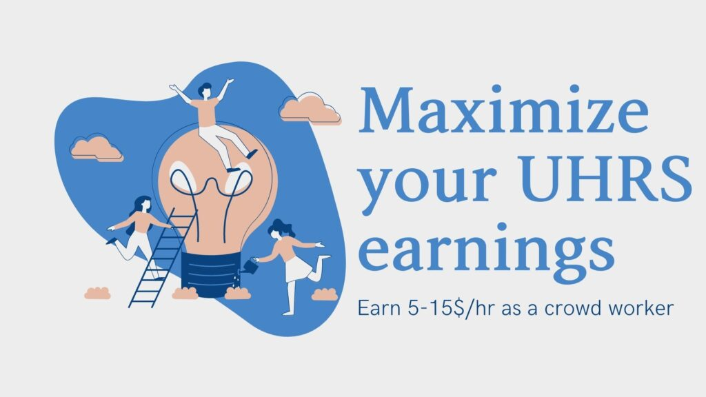 uhrs jobs earning and payments guide
