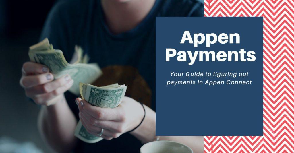 appen payments guide