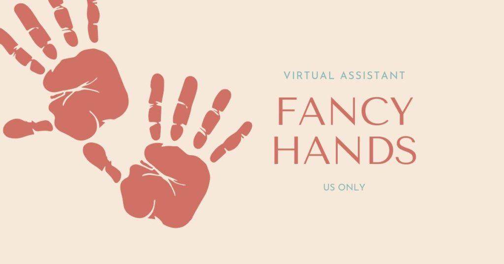 FANCY HANDS COVER