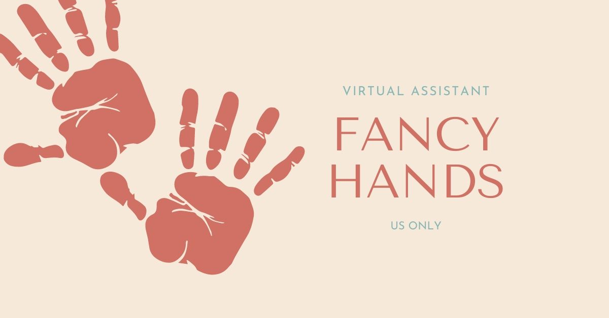 FANCY HANDS COVER