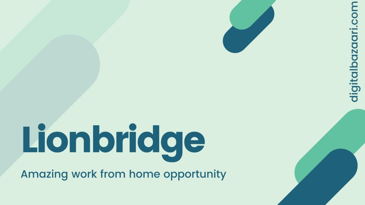 lionbridge earning guide