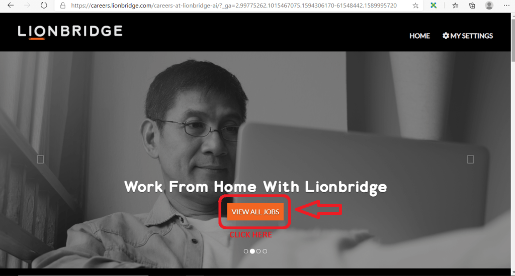 view all lionbridge jobs