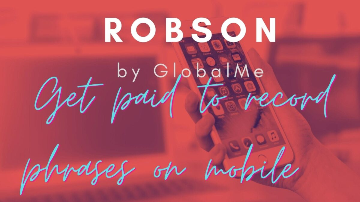 robson app review