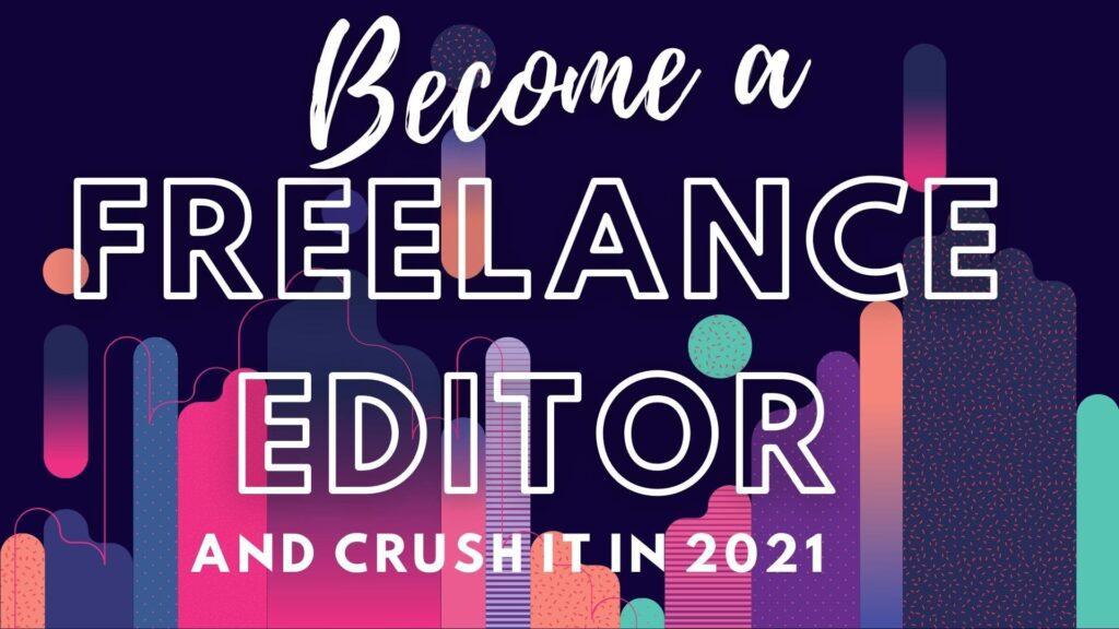 freelance editor guide