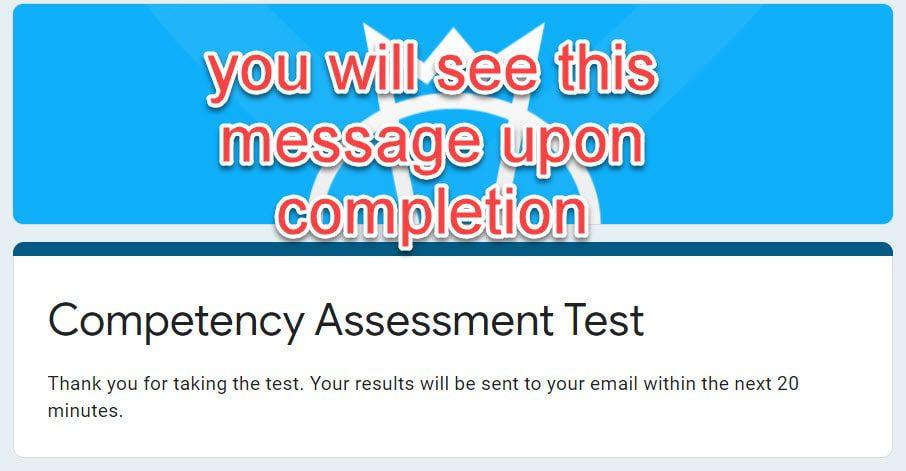 testlio competency exam