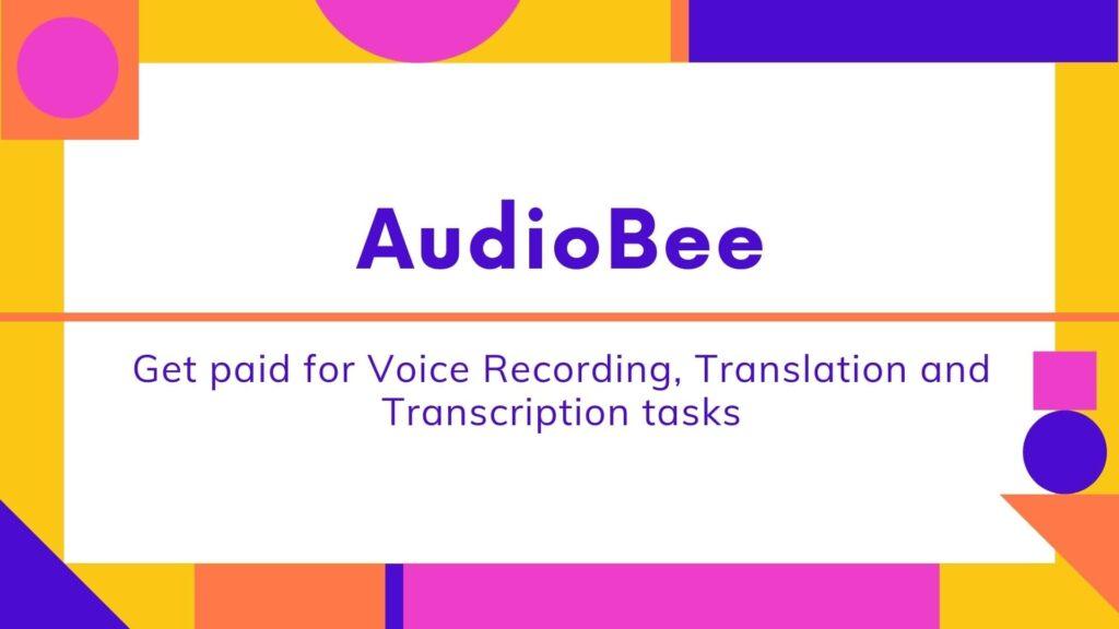 audiobee review