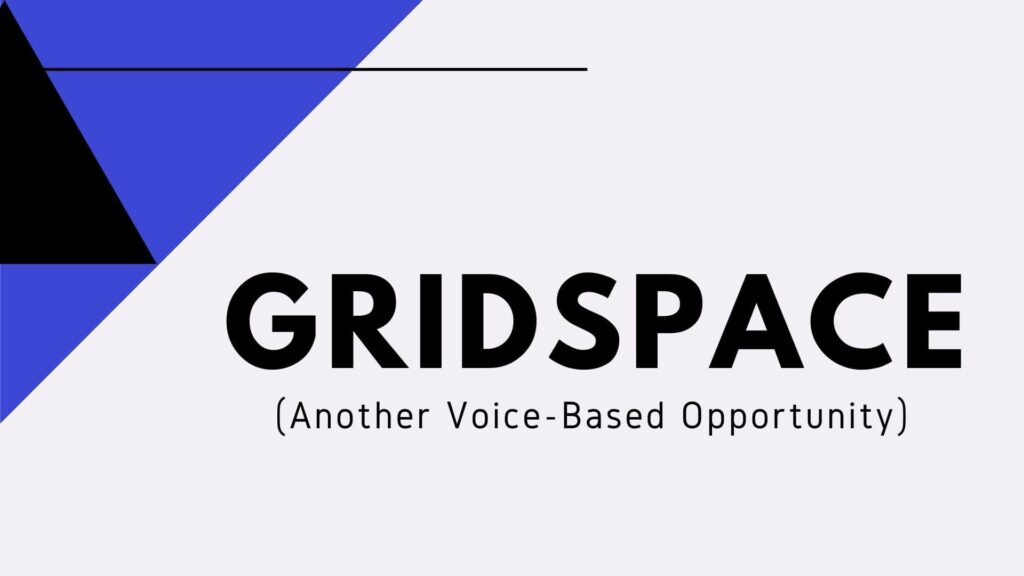 gridspace review and payment proof