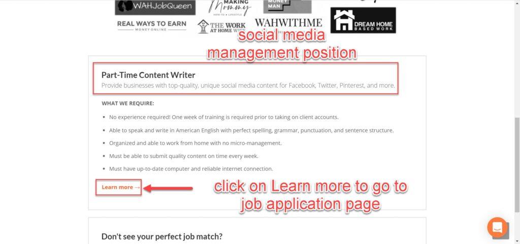 social media management jobs at 99dollarsocial