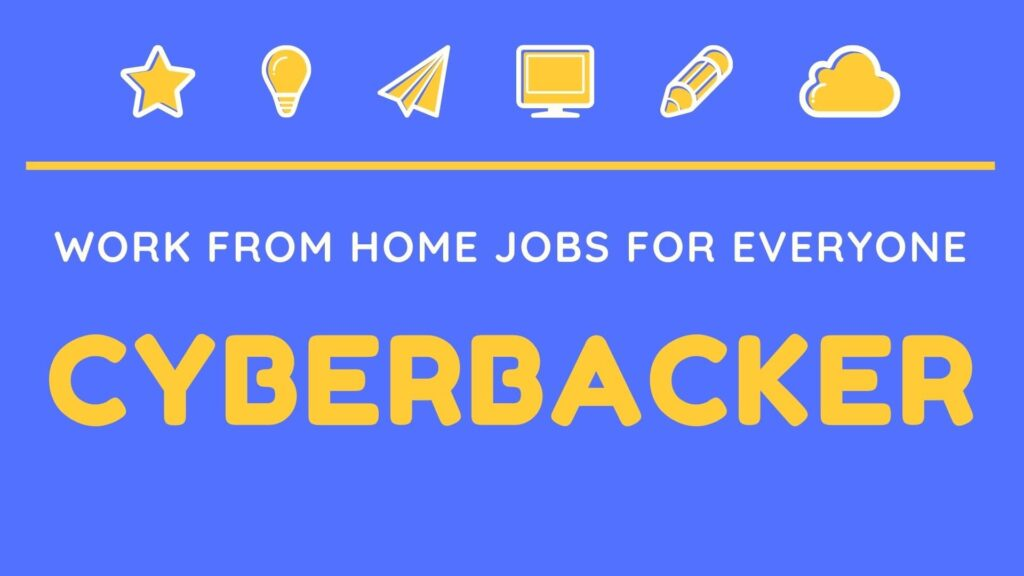 Cyberbacker: Work from Home Jobs