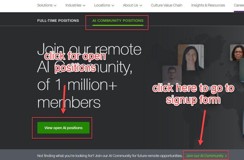 telus international online earning signup tutorial