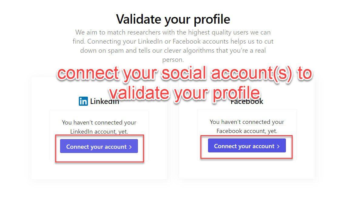 ping pong validate profile