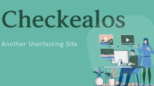 usability testing on checkealos