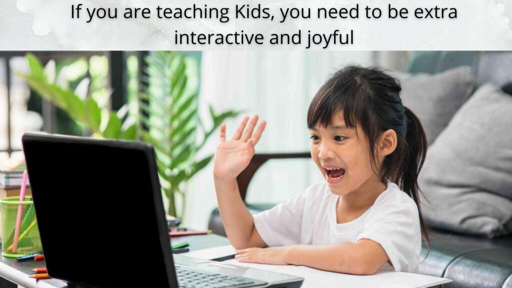 tips to get english teaching job online
