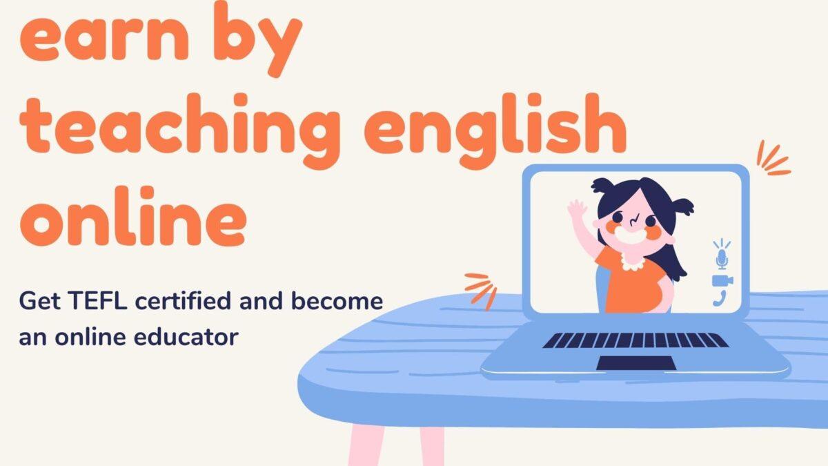online english tutor jobs