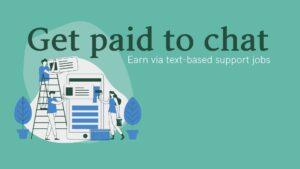 earn money by chatting