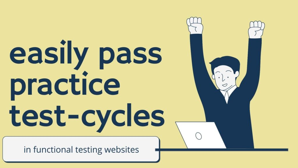 pass test cycle in utest