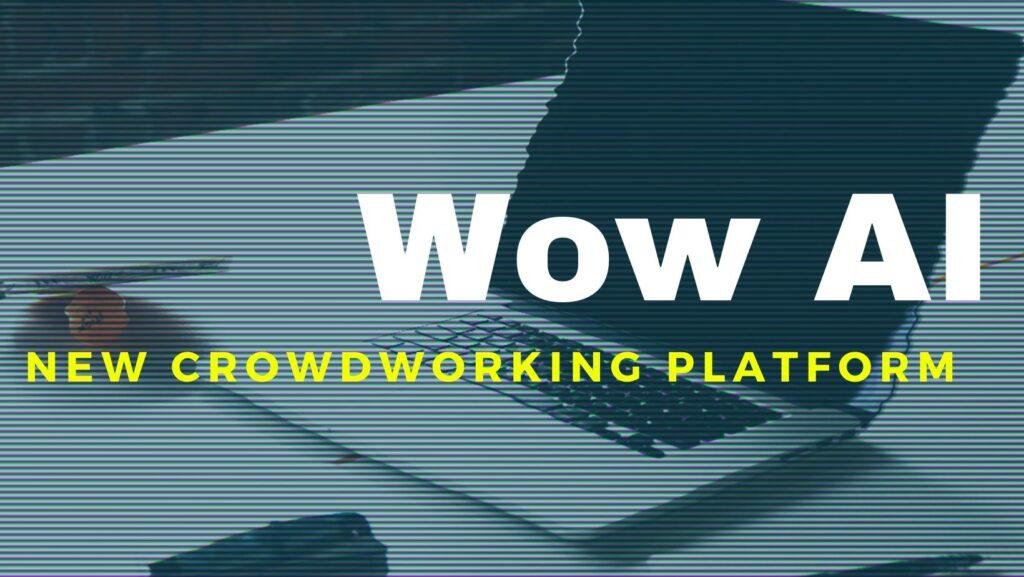 wow ai crowdworking platform by waw asia
